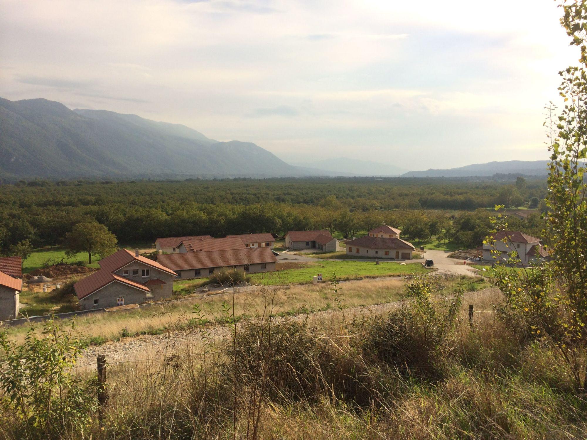 Aménagement de 23 lots Les Terrasses du Vercors en Isère