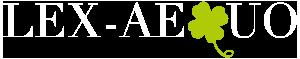 Lex-Aequo Logo